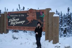 Rosamund Lupton Alaska sign